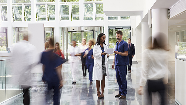 The Top Five Trends in 2017 Healthcare