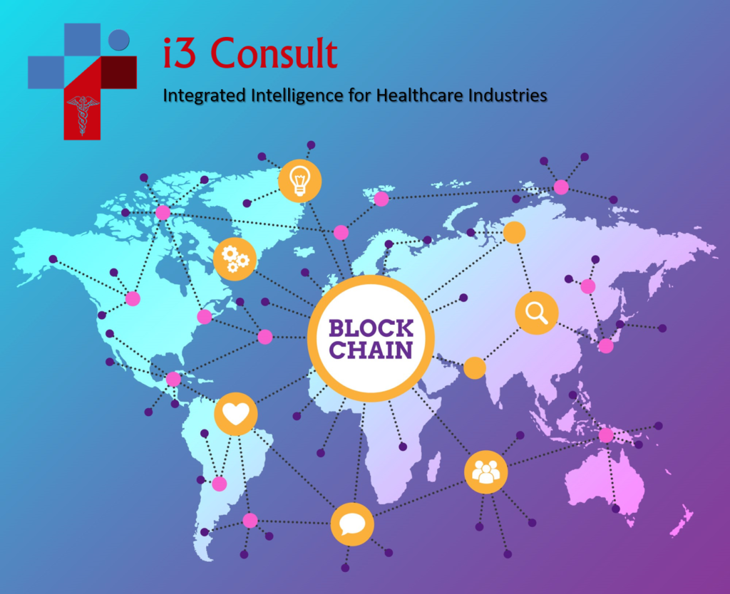i3 Consult: Using block chain technology in clinical trials to better help our clients.